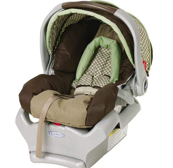 Graco Recalls 3.7 Million Car Seats Over Faulty Buckle