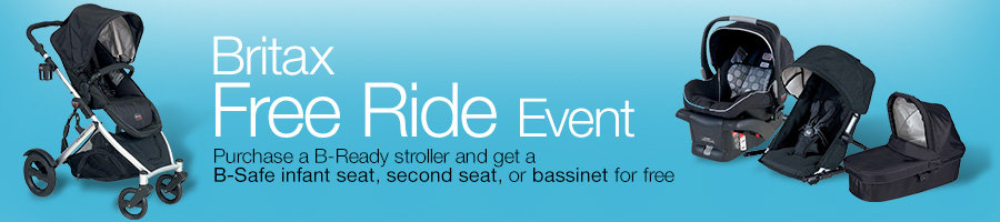 The Britax Free Ride Event