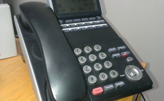 NEC Phone, or a portable baby monitor base station