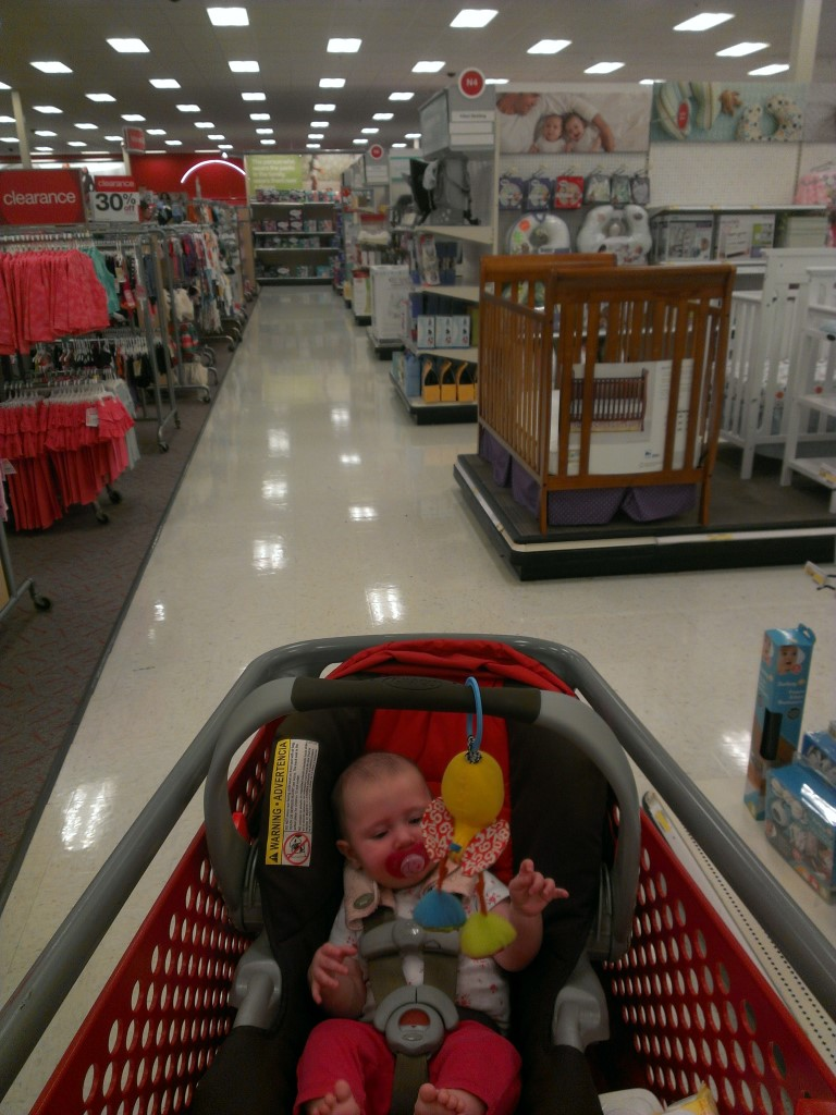 My most beloved Target - we need to talk - theITbaby