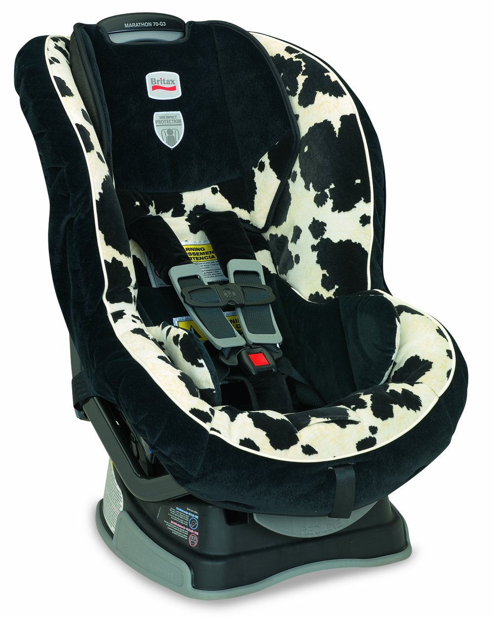 Britax Marathon 70-G3 Convertible Car Seat Review