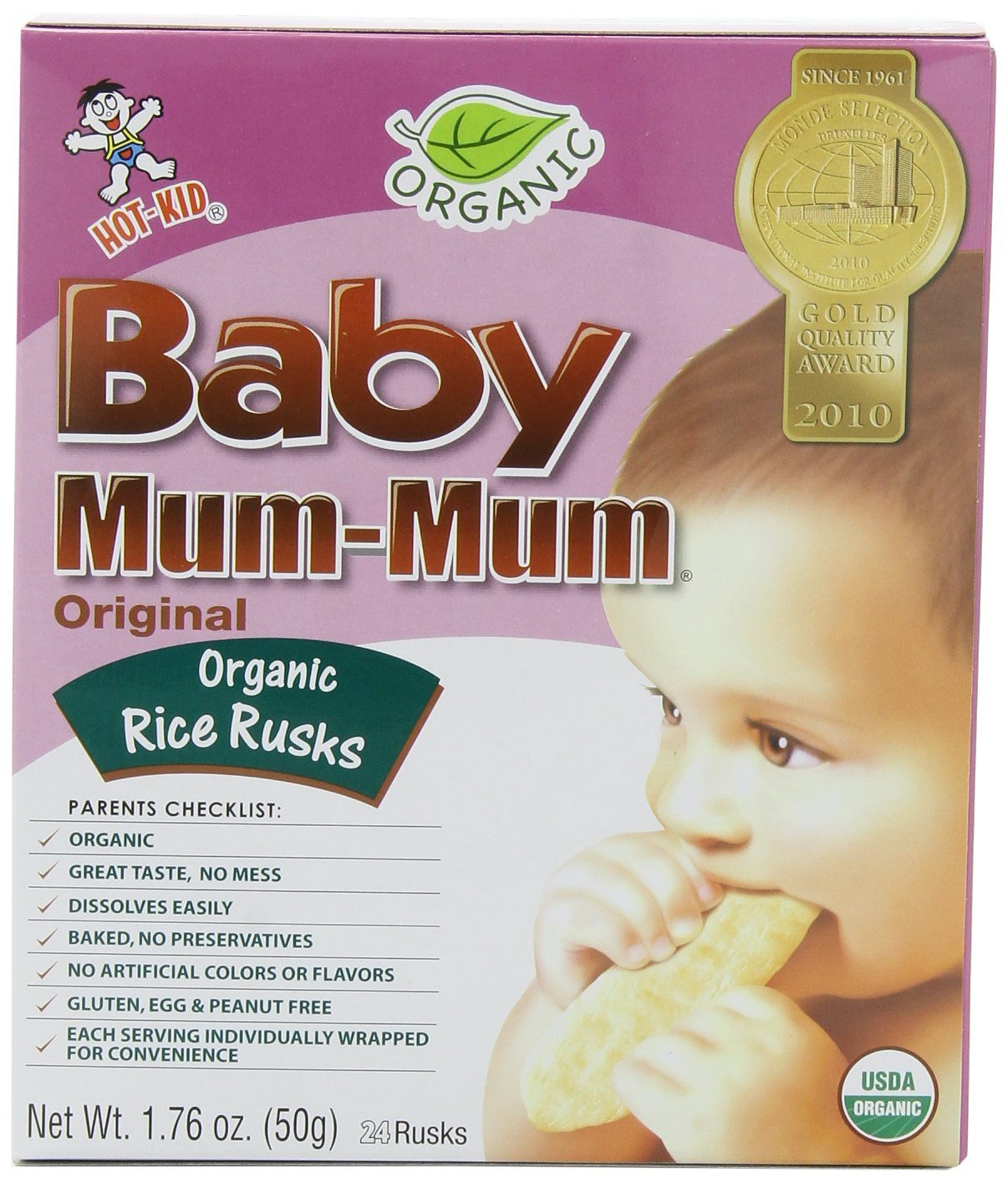 Baby Mum-Mum baby laughs at your expenditures