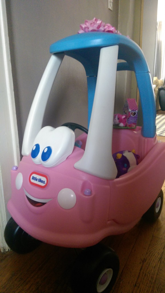 Little Tikes Princess Cozy Coupe Review Theitbaby