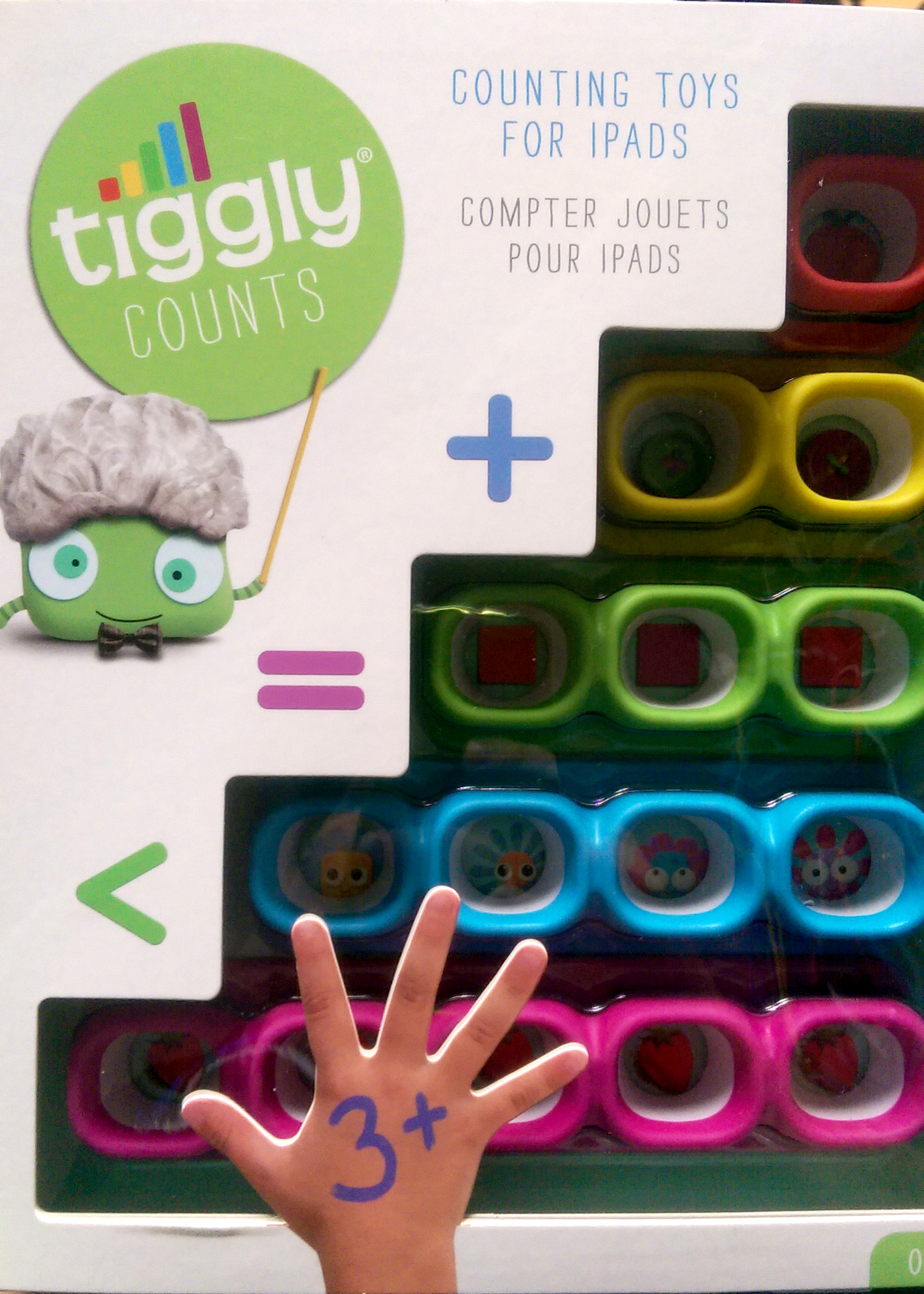 Tiggly Shapes box