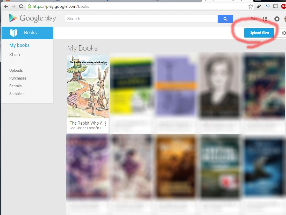 how to read google books