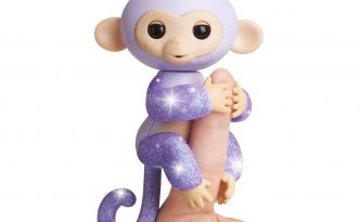 Fingerlings Kiki monkey