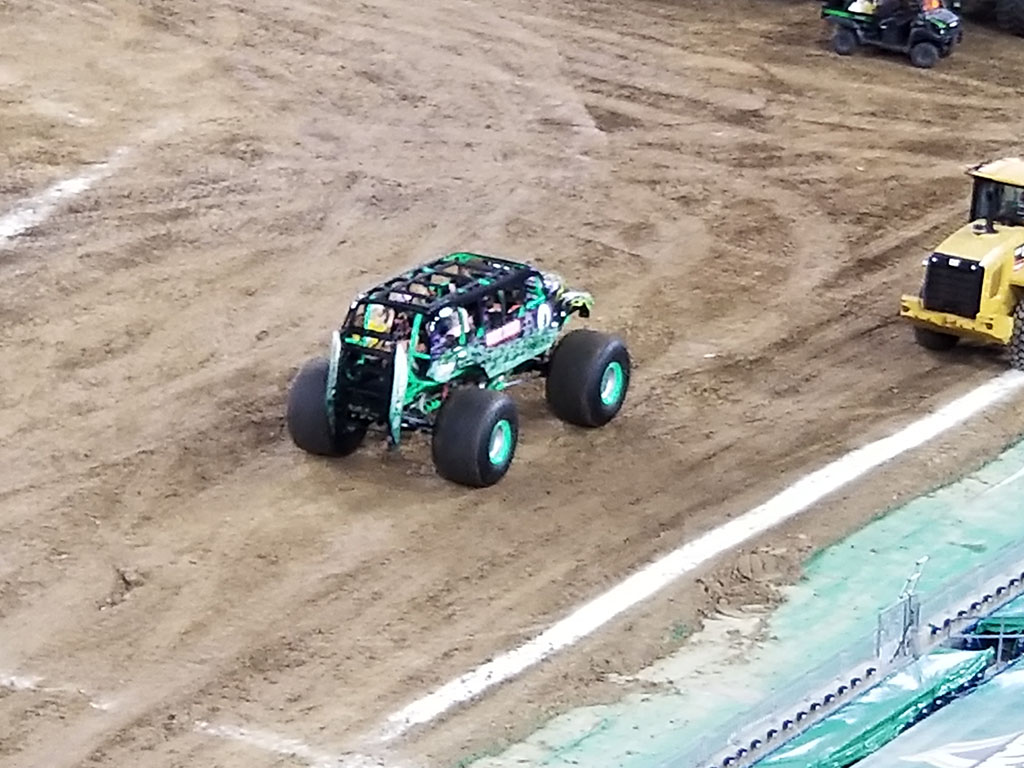 Monster Jam Monster Truck Rally Nashville