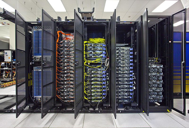 Servers from Wiki commons