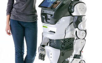 School weapons detecting robot