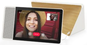 """Lenovo 10"""" Smart Display with Google Assistant"""
